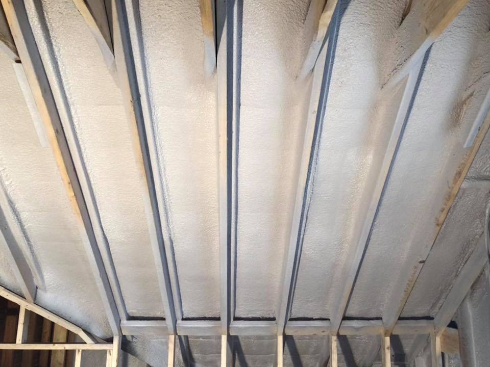 Attic Spray Foam Insulation Houston