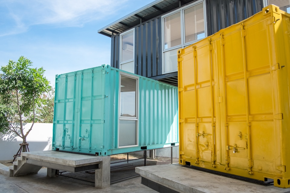 Shipping Container Insulation Houston