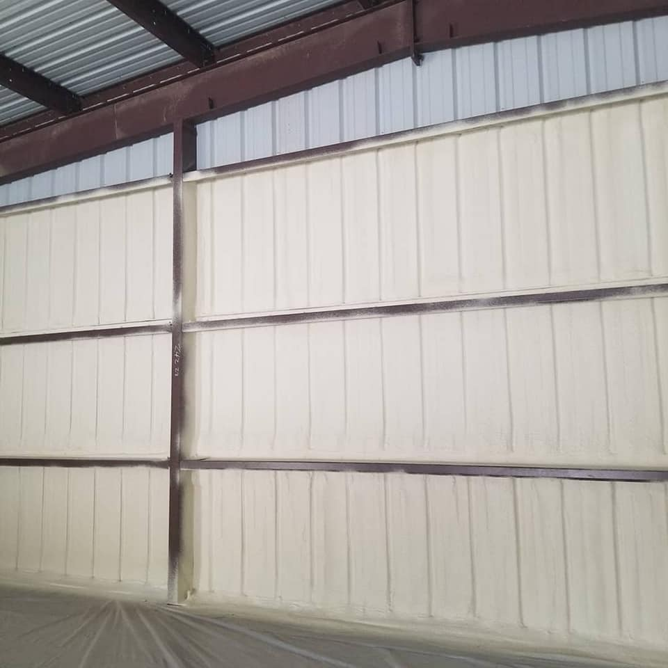 Commercial Spray Foam Insulation Houston