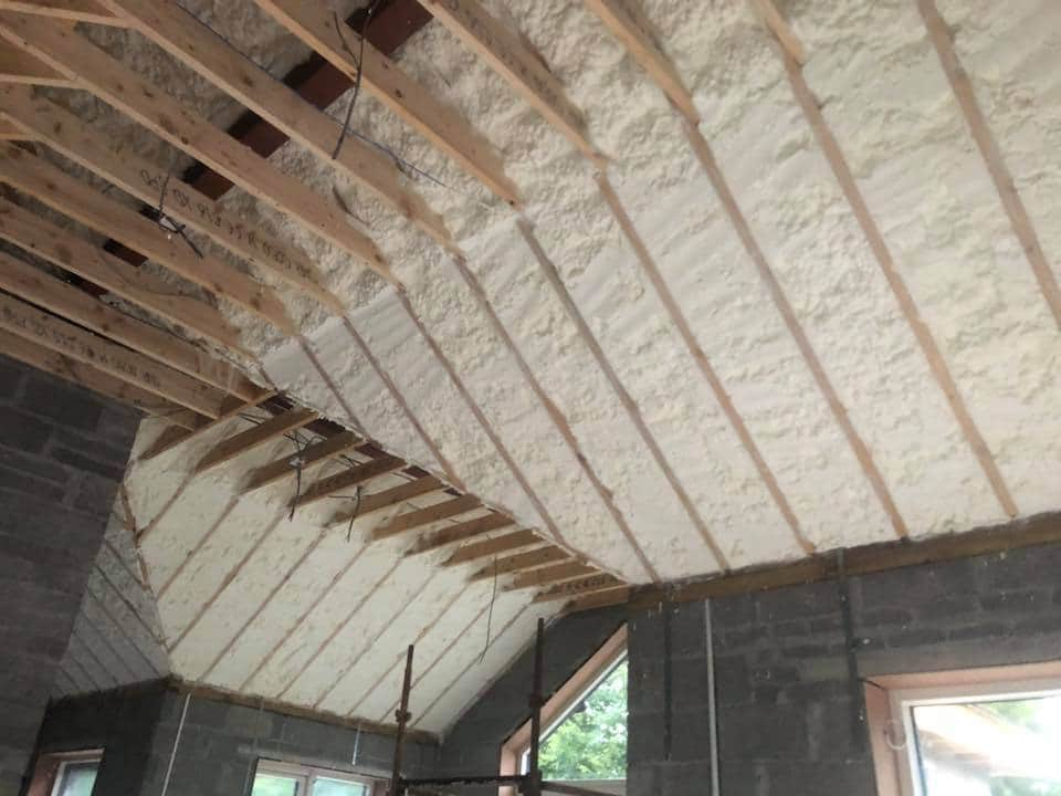 New Construction Spray Foam Insulation Houston 02