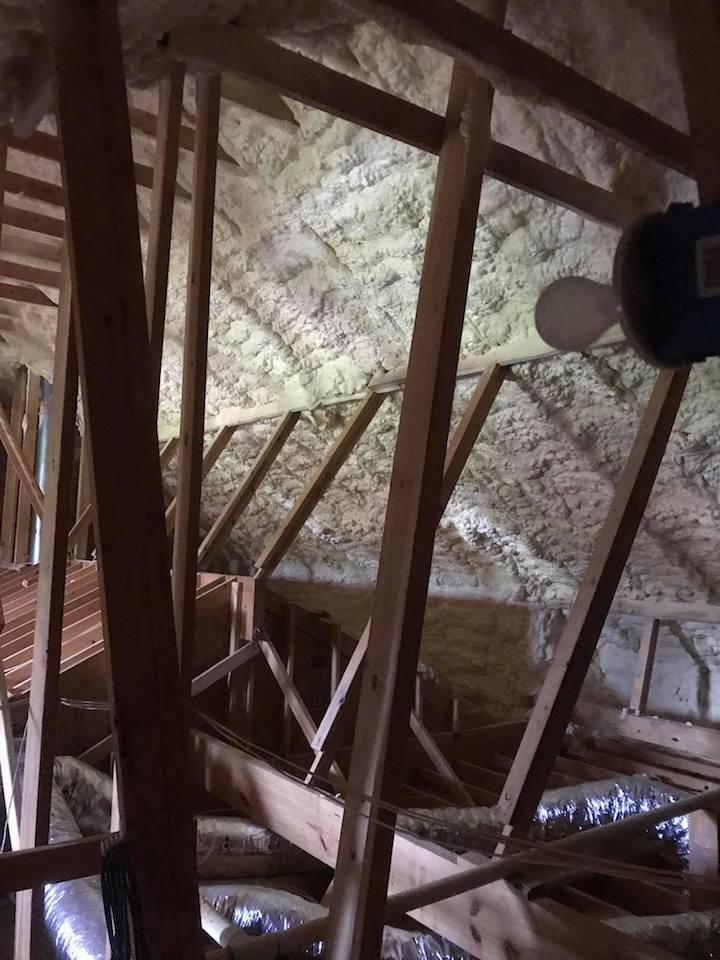 New Construction Attic Insulation Houston